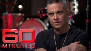 Robbie Williams pays tribute to George Michael | 60 Minutes Australia