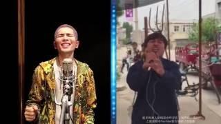 【粉丝定制】萧敬腾、鸿涛《王妃》- 我想和你唱 Come Sing with Me【我是歌手官方版】