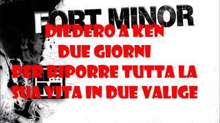 """Fort minor """"Kenji"""" traduzione ita"""