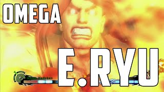 Omega Evil Ryu Combo Video [60fps]
