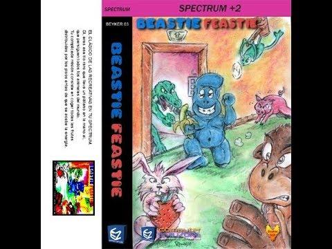 Canal Homebrew: Beastie Feastie (Beyker Soft/CEZGS) Spectrum