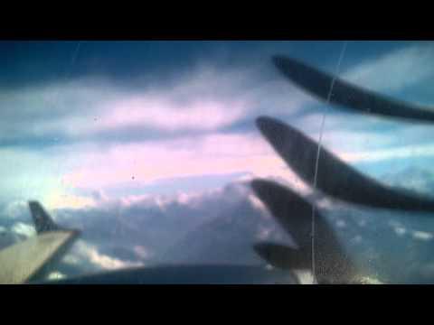 buddha air flight in Nepal mountains
