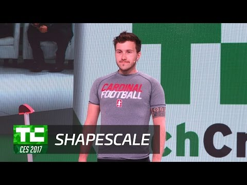 ShapeScale: a Personal 3D Body Scanner