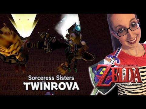 Legend Of Zelda: Ocarina Of Time N64: Spirit Temple & Twinrova  Bongo Bongo