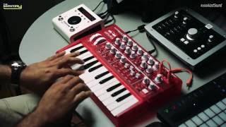 No Talk, just Sound - Arturia MicroBrute + Eventide H9