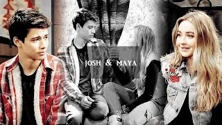 "Josh & Maya | ""I'll play the long game"" [+3x09] (For Riley)"