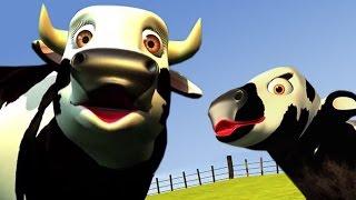 A Vaca Maru - A Fazenda do Zenão 2 | O Reino das Crianças