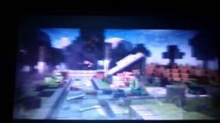 Minecraft música vídeo de ação