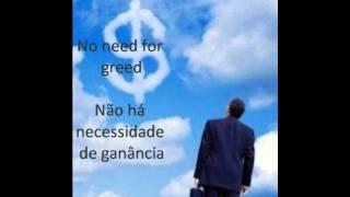 imagine john lennon(tradução ingles e portugues)