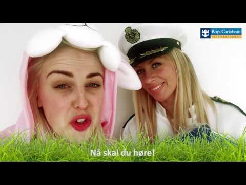 Royal Caribbean Norges påskequiz 2017