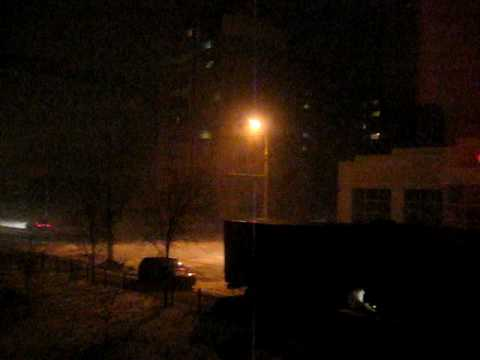 Winter storm /Dec,17 2009/