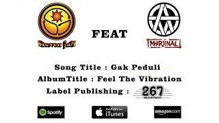 Steven Jam Ft. Marjinal - Gak Peduli - (Official Lyrics Video)