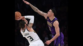 Lonzo Ball is LOCKING UP | 2018 Defense Mix for Lakers PG
