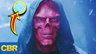What Nobody Realized About Red Skull In Avengers Endgame
