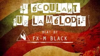 Fx-M Black - La Melodia (Reggae Type Hip Hop Rap Instrumental Beat)