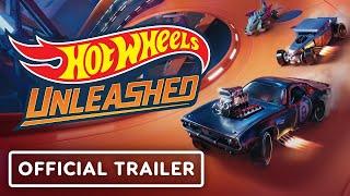 Hot Wheels Unleashed track editor trailer and developer walkthrough