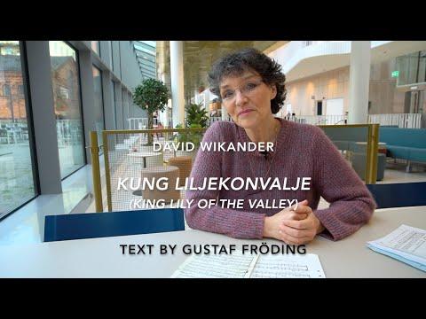 #swedishchoralmusic 2020: Cecilia Rydinger about Kung Liljekonvalje