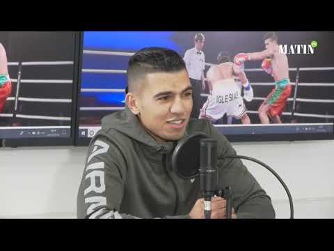 Video : Mohammed Rabii : «J'ai toujours une pensée pour mes parents avant de monter sur le ring»