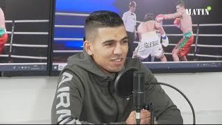 Mohammed Rabii : «J'ai toujours une pensée pour mes parents avant de monter sur le ring»