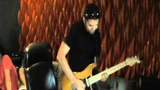 """OZOME- Gravação """"A GRANDE ALMA"""" (Solos de Guitarra)"""