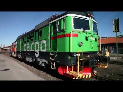 Green Cargo: Planering av vårt nätverk