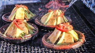 Street Food of Marrakech. Moroccan Tajine, Msemmen and More, Jemaa el-Fna