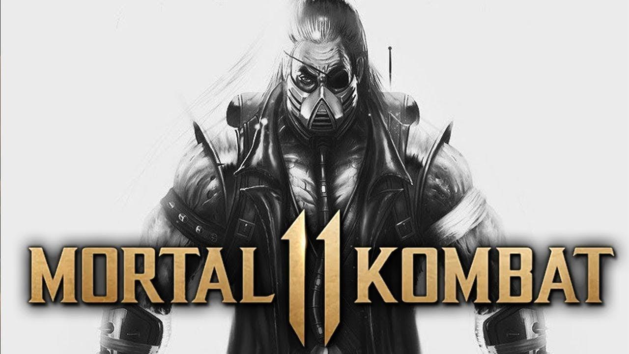 Download thumbnail for MORTAL KOMBAT 11 Kabal Gameplay Demo (2019