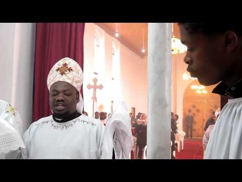 Coptic Orthodox Divine Liturgy Celebrated in South Africa