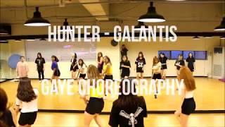 Hunter-Galantis | Gaye Choreography | Peace Dance