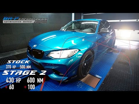 BMW M2 Stage 2 By BR-Performance