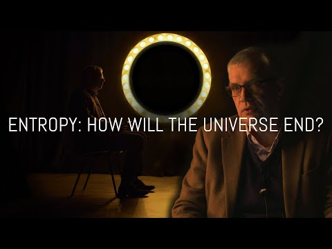 Entropy | A conversation With Dr Mark Hocknull