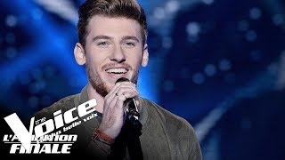 Ed Sheeran - Perfect | Casanova | The Voice France 2018 | Auditions Finales