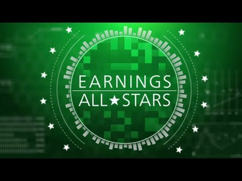 Earnings All Stars with Perfect Charts