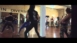 CJ Salvador Master Class @MDCSLC || Ft. Choreo by @bdash_2 & @konkrete510