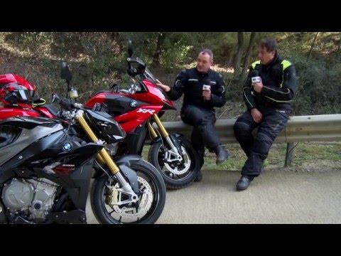 Motosx1000 : Comparativa BMW S1000R vs S1000XR