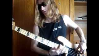 Sheryl Crow - Real Gone (Bass Cover)