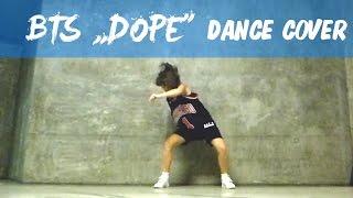 BTS (방탄소년단) - DOPE (쩔어) dance cover