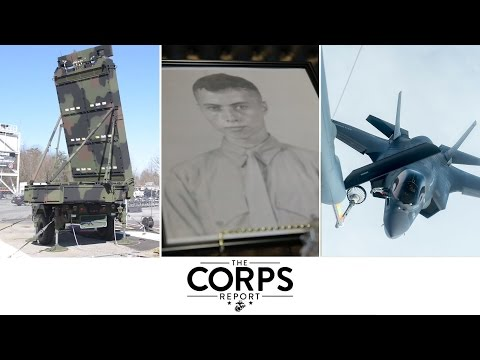 Honor the Fallen, and the G-ATOR | The Corps Report Ep. 97