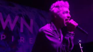 Palaye Royale My Chemical Romance Teenagers Live 2017 Cover (Not Full Video)