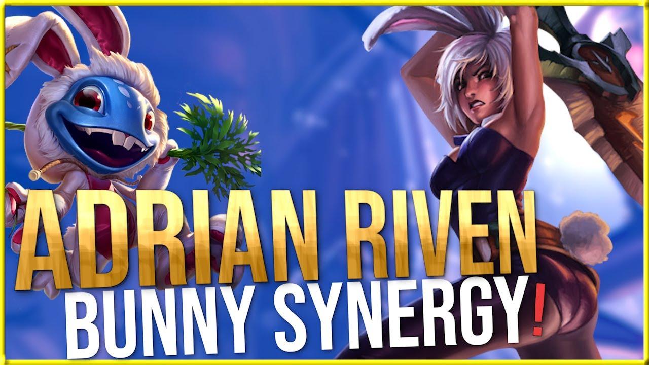 1Adrianaries1 - The Bunny Synergy - Riot Grand Prix Tournament