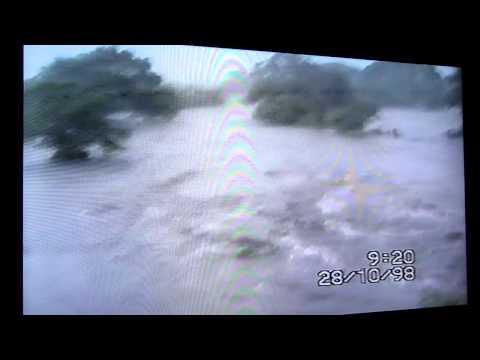 Huracan Mitch 1998 Condega