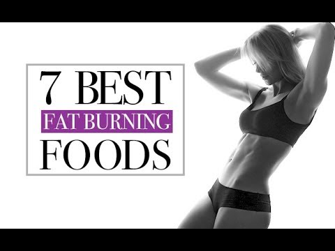 7 Must Eat Foods To Stay Slim (BEST FAT BURNING FOODS!!)