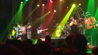 Bunny Wailer - Trench Town (Live at Opiniao 2014)
