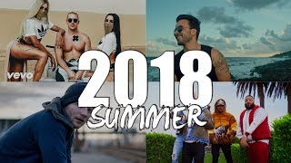 SUMMER HITS 2018 | Mashup 22 Songs