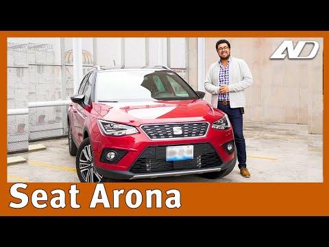 Seat Arona - Un Ibiza en zancos