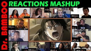 Attack On Titan Season 3 Official Subtitled Trailer REACTION MASHUP