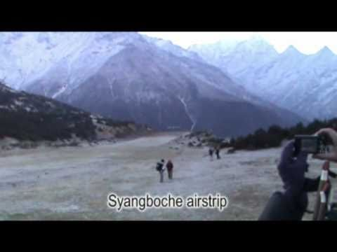 Trekking in the Himalayas part 7;Syangboche to Lukla