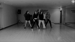 [MIRROR] DREAMCATCHER (드림캐쳐) - Full Moon Dance Practice