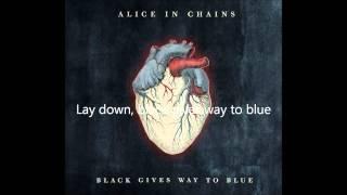 Alice In Chains ft. Elton John - Black Gives Way To Blue (Lyrics) (HQ)