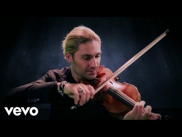 """Vídeo oficial de """"Viva La Vida"""" de David Garrett"""